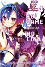 No Game No Life #4