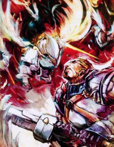 Overlord Ilustracja 4