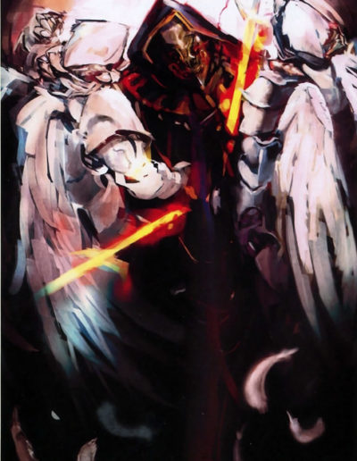 Overlord Ilustracja 5