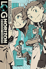 Log Horizon #2