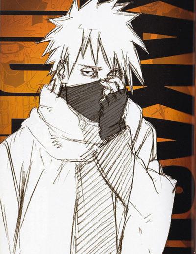 Naruto ilustracja 1