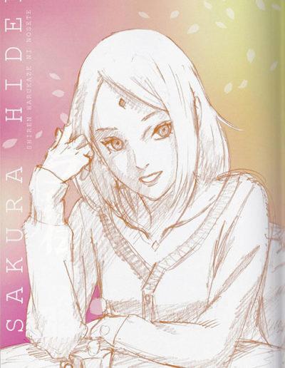 Naruto ilustracja 5