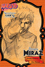 Naruto Tajemna historia Gaary