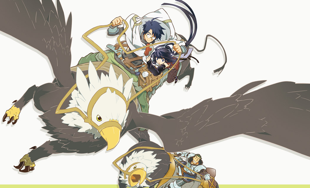 Log Horizon tom 2 – Rycerze Camelotu
