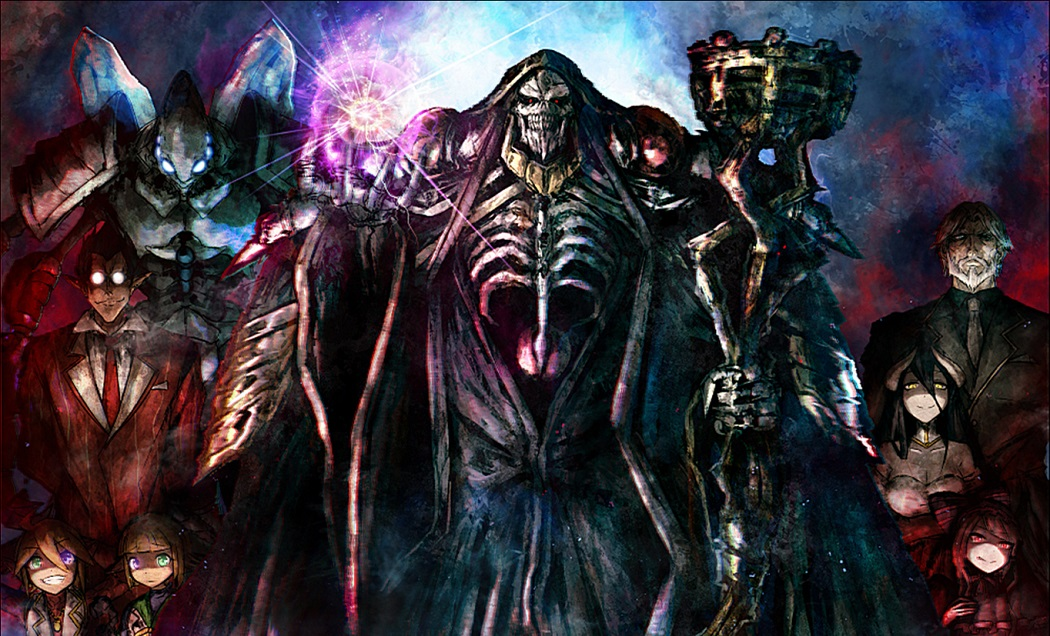 Overlord 1-3 – recenzja zbiorowa