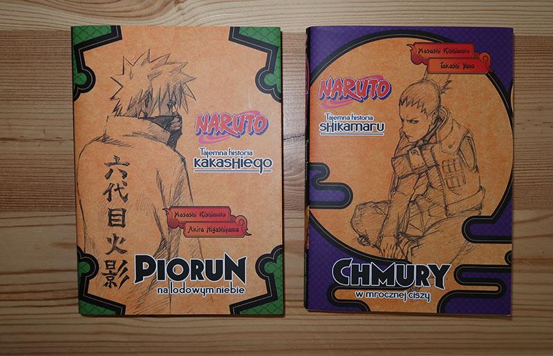 Dwa pierwsze tomy Tajemnej Historii.