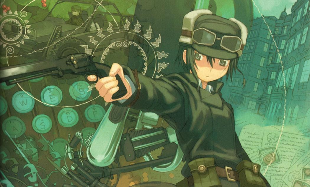 Anime na podstawie LN – Jesień 2017