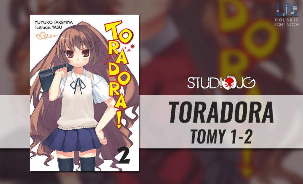 Toradora tomy 1-2