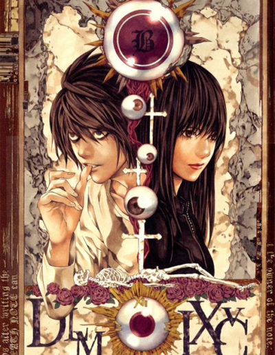 Death Note Another Note Illustracja 1