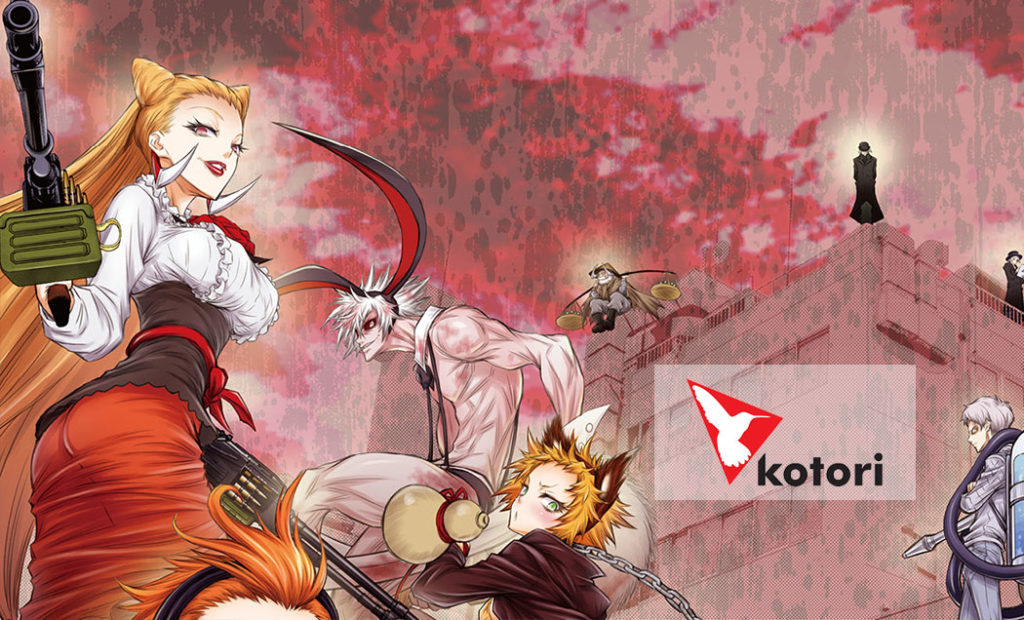 Wielka Wojna Zodiaku Kotori